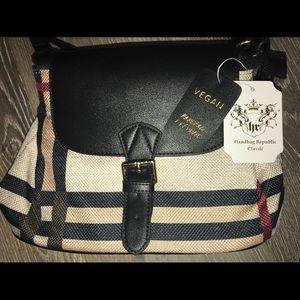 NEW. UNUSED. Crossbody Handbag